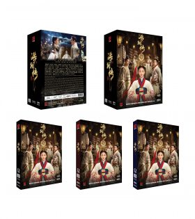 The-Legend-of-Hao-Lan-12-Disc-Drama-Packshot