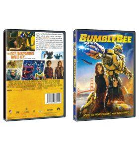 Bumblebee-DVD-Packshot