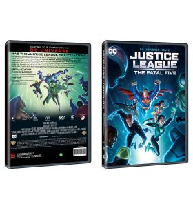 DCU Justice-League-vs-The-Fatal-Five-DVD-Packshot